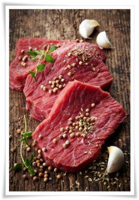 Bio-Beefsteak ca. 250g